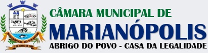 Câmara Municipal de Marianópolis do Tocantins